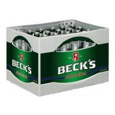 Becks Alkoholfrei 24x0,33 l