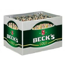 Becks Gold 24x0,33 l
